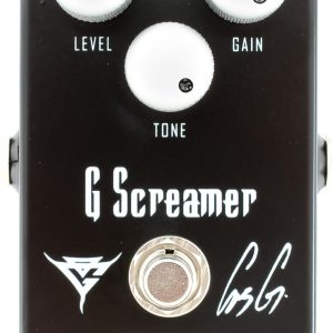 BBE G Screamer Gus G Signature Overdrive Pedal