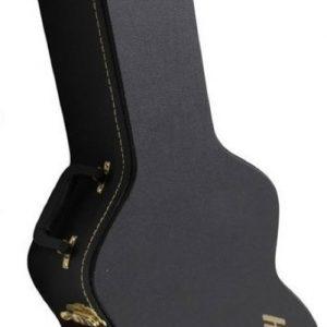 Grestch® G6241FT Flat Electric Guitar Case for Hollowbody Guitars