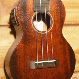 Gretsch® G9110-L Concert Long Neck Acoustic-Electric Ukulele w/Gigbag