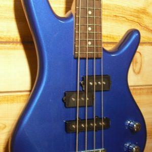 Ibanez GSRM20 Mikro Electric Bass Starlight Blue