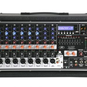 Peavey PVi 8500 Powered Mixer, 8-Channel