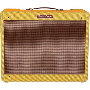 "Fender® '57 Custom Deluxe 1x12"" Combo Amp Lacquered Tweed"